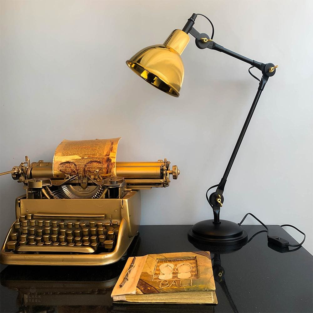 Age Of Gold Luxury Desk Lamp