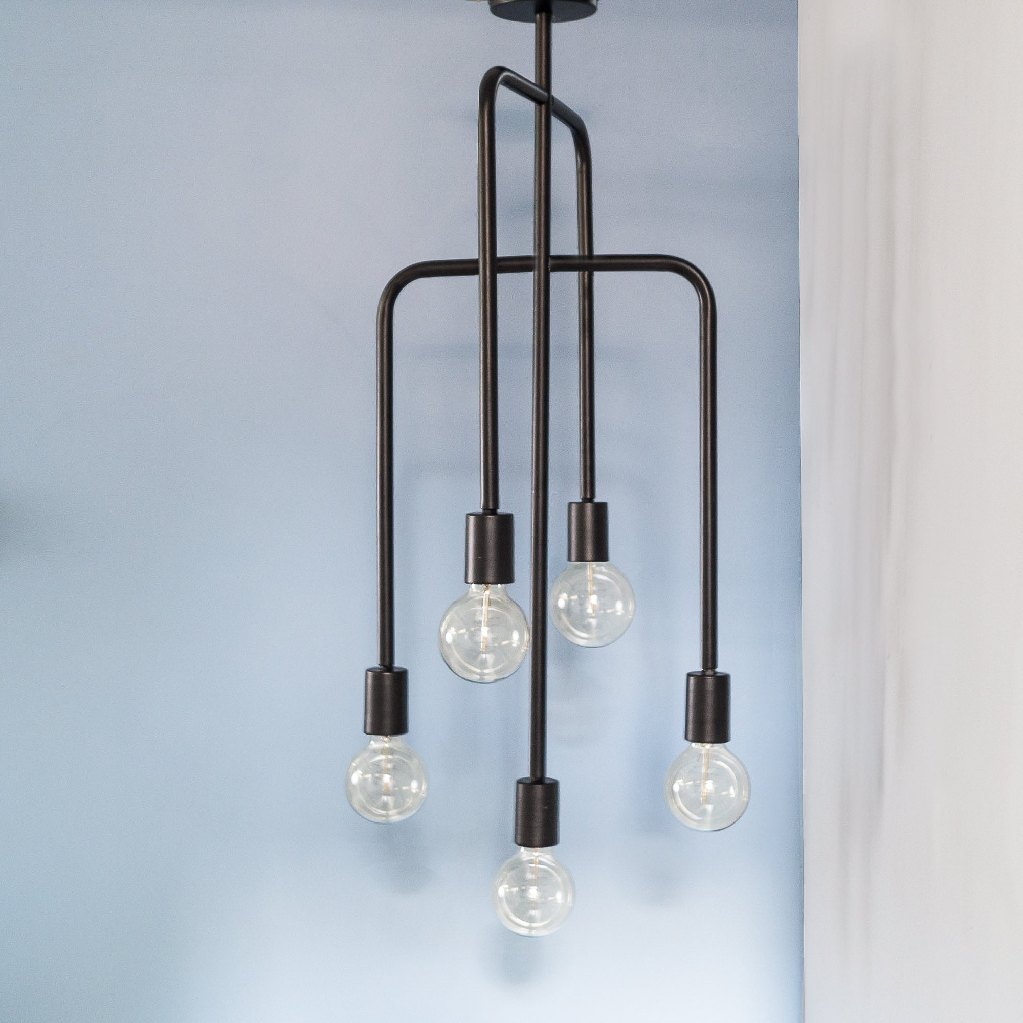 Blackbird 5 Light Chandelier