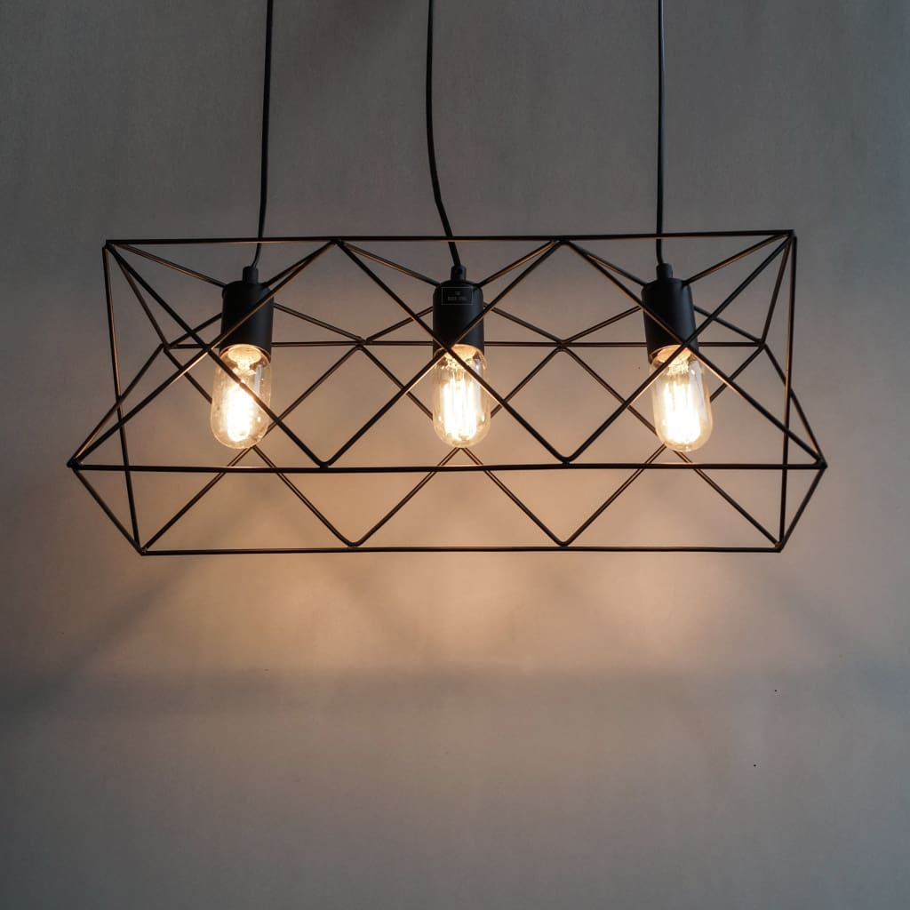 Geometric Royale Industrial Lamp v2.0