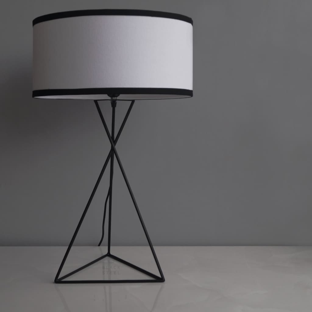 Latin Quarter Modern Design Bedside Lamp