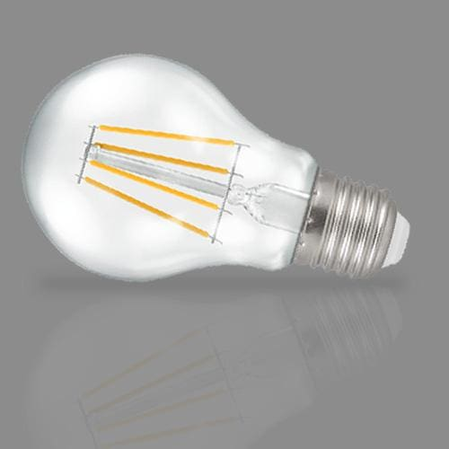 LED 5W E27 Bulb Warm White - The Black Steel