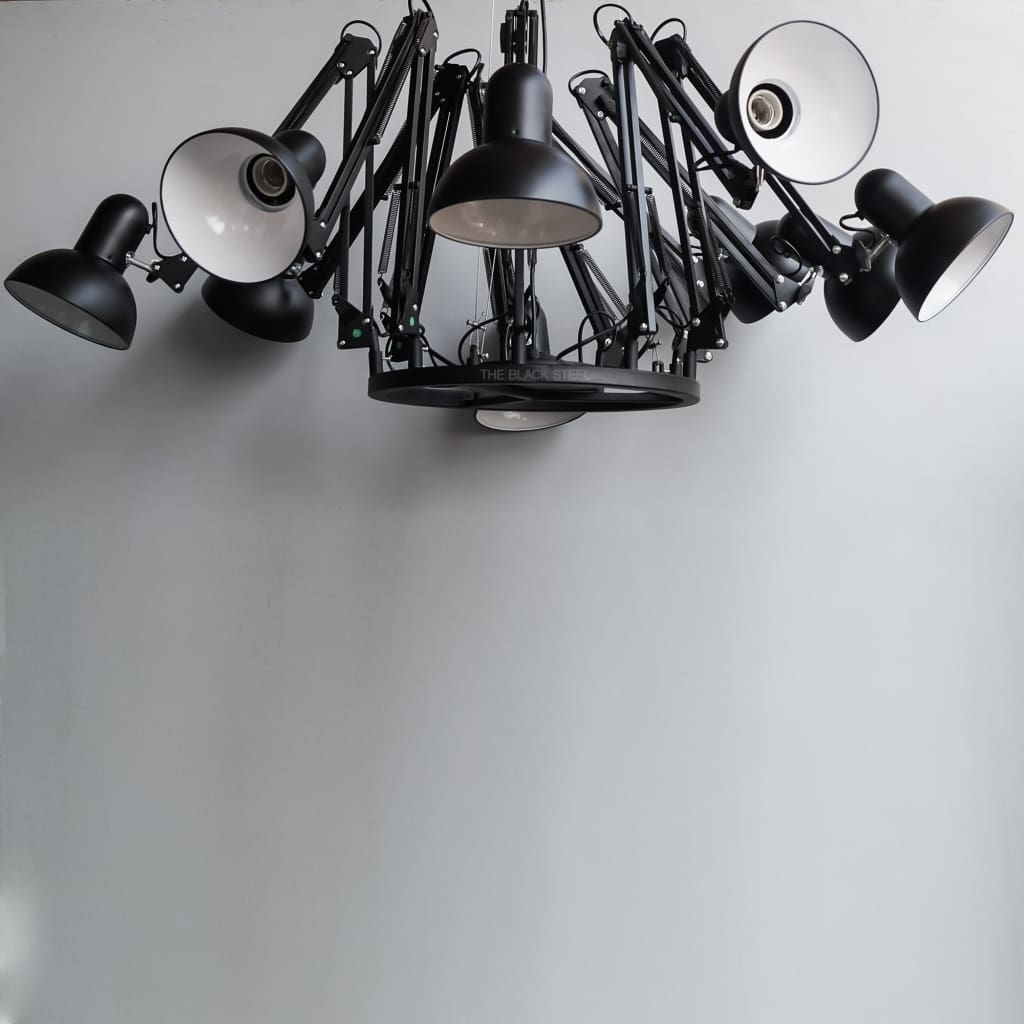 Nordic Living Room 9-12 heads Spider Chandelier