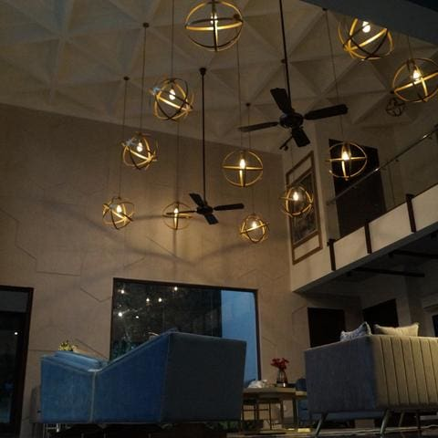 industrial drop pendant light online india