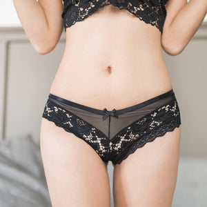 Wild Love Lace Cheeky in Twilight