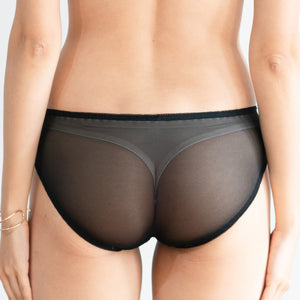 Sexy-Comfy Cheeky in Black