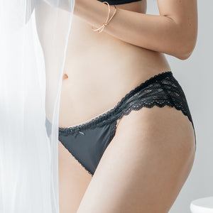 Tempt My Heart V2.0 Bikini Cheeky in Black Beauty