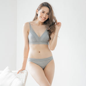 Scoop-It-Up! Comfy Cheeky in Dusted Grey