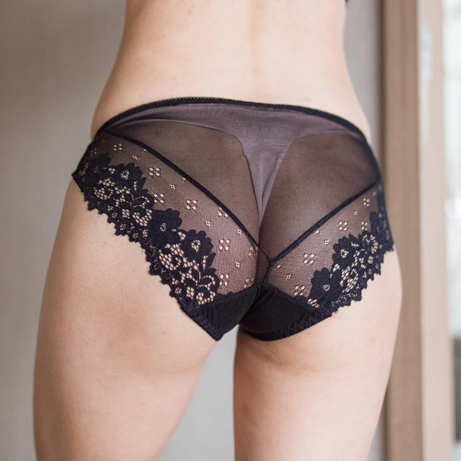 Ultimate Comfort Cheeky in Black