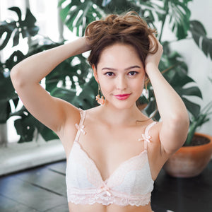 Romantic Illusions Everyday Wireless T-Shirt Bra in Light Grey