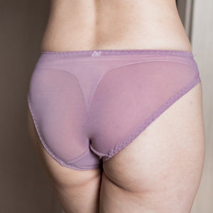 Pastel Peek-a-Boo Cheeky in Warm Oak