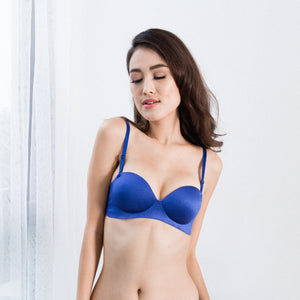 Oomph! Seamless Cheeky in Royal Blue