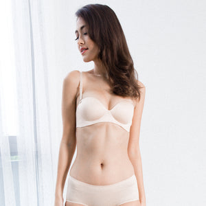Oomph! Seamless Cheeky in Nude