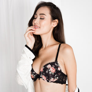*RESTOCKED* Dreamy Comfort Push Up Bra