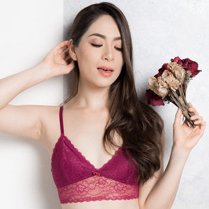 Angel Kisses Midi Bralette