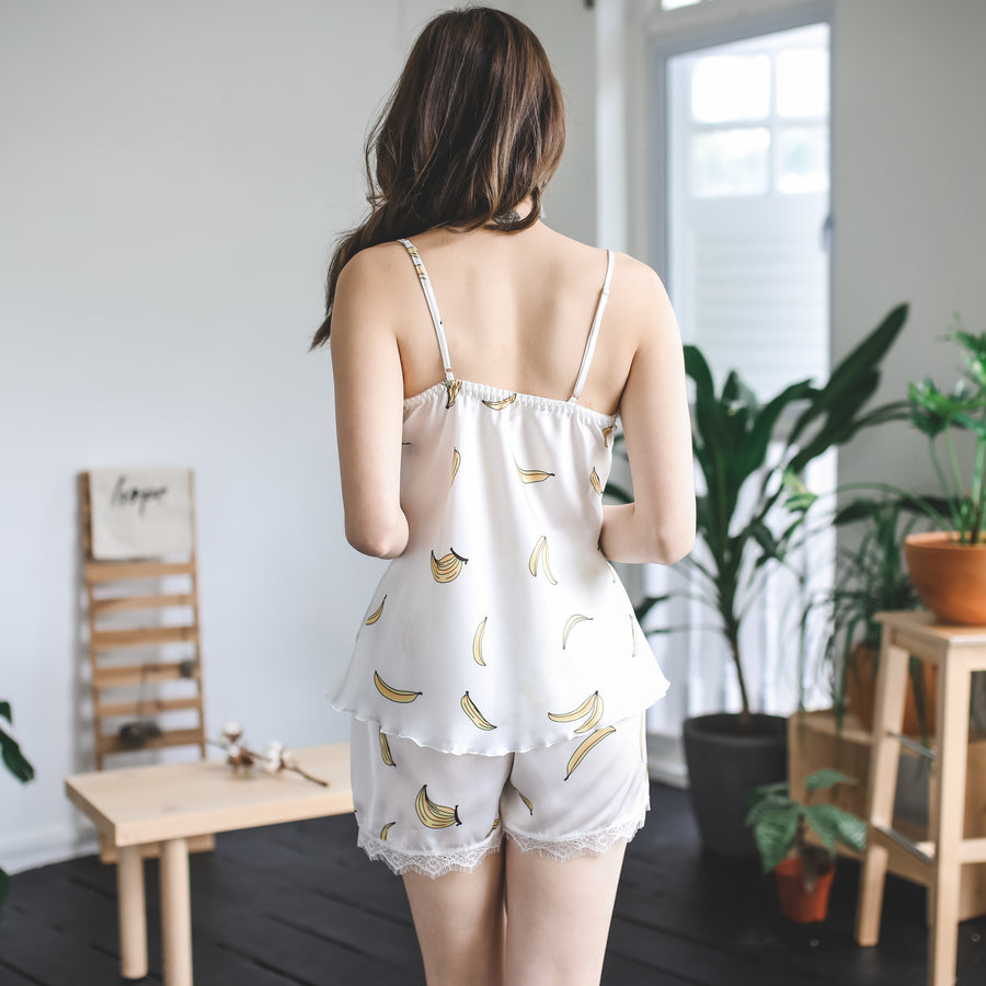 Banana Ooh-Na-Na Sleepwear Set