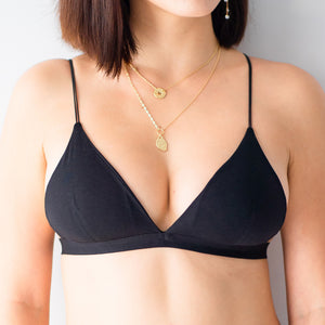 *RESTOCKED* Midnight Muse Bralette in Black