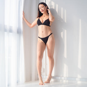 Midnight Muse Cheeky in Black