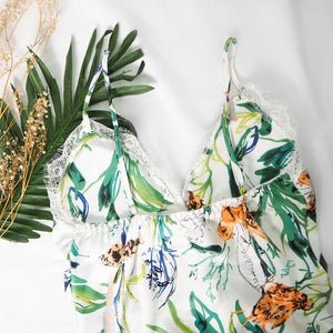 Tropical Dreams Sleepwear Set