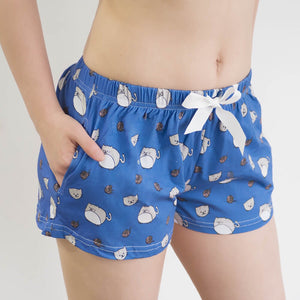 Little Dazzling Pushie Lounge Shorts