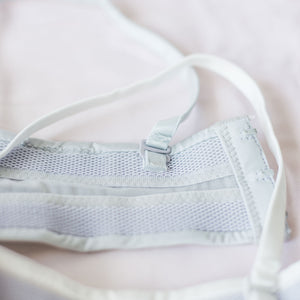 Non-Slip Strapless Everyday Comfort 2-Way Bra (White) (Size 32A, 34A, 36A, 38B, 38C Only)