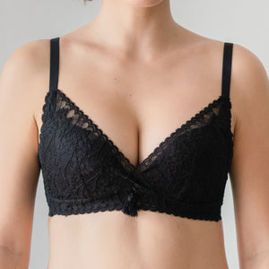 Tassle With Lace Wireless T-Shirt Bra
