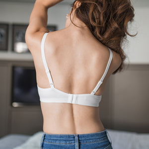 Perfect Fit! Wireless Bra in Cream