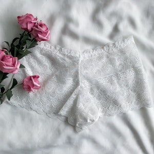 Flirty Lace Boyshort