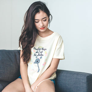The Wallflower Tee - I'M IN  -  i m i n x x . c o m - 1