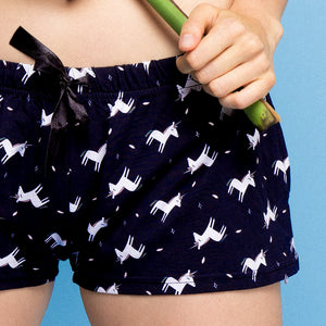 Midnight Enchantment Lounge Shorts