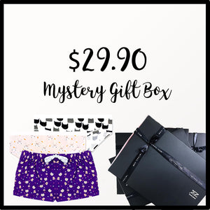 Mystery Gift Box 2 (2 Cheekies, 1 Lounge Shorts) - I'M IN  -  i m i n x x . c o m - 1