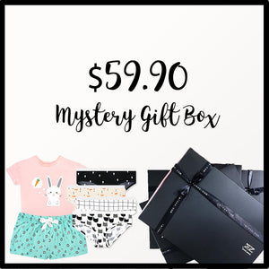 Mystery Gift Box 4 (4 Cheekies, 1 Lounge Shorts, 1 Tee) - I'M IN  -  i m i n x x . c o m - 1