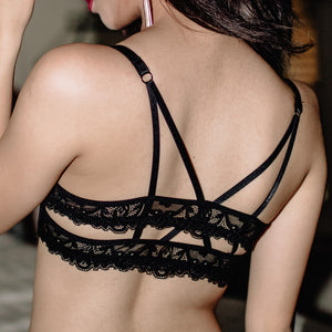 Twilight Dream Front Clasps Super Push Up Bra
