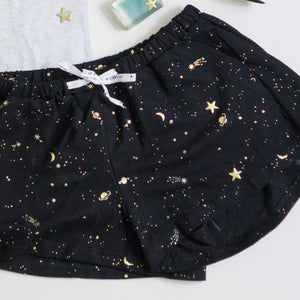 Twilight & Stardust Lounge Shorts