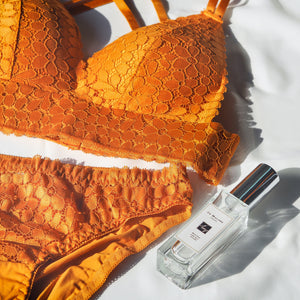 Boundless Love Wireless T-Shirt Midi Bra in Terra Cotta