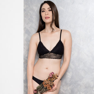 Rebel Hearts Midi Bralette