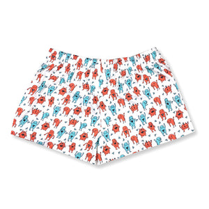 Alfred & Monsters Lounge Shorts - I'M IN  -  i m i n x x . c o m - 3