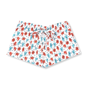 Alfred & Monsters Lounge Shorts - I'M IN  -  i m i n x x . c o m - 1