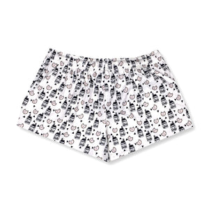 Cookie N Milk Lounge Shorts - I'M IN  -  i m i n x x . c o m - 3
