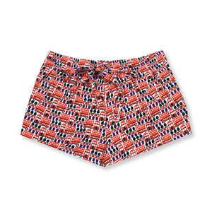 Buckingham Palace Lounge Shorts - I'M IN  -  i m i n x x . c o m - 1