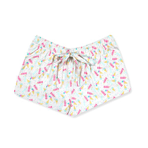 Ice Cream & Popsicles Lounge Shorts - I'M IN  -  i m i n x x . c o m - 1