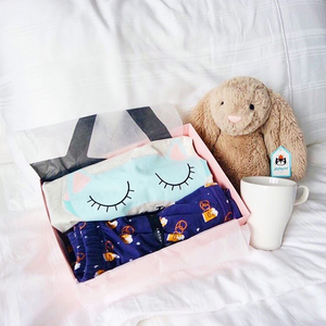 RUDOLF - Christmas Gift Box (1 Cheekies, 1 Lounge Shorts, 1 TEE) - I'M IN  -  i m i n x x . c o m - 3