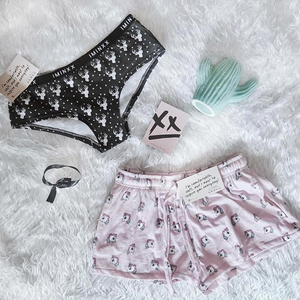 *RESTOCKED* Little Dainty Hooves Lounge Shorts