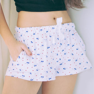 Shade of My Heart Lounge Shorts - I'M IN  -  i m i n x x . c o m - 5