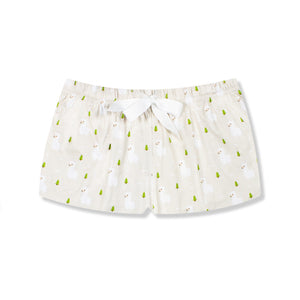 Alpacapella Lounge Shorts - I'M IN  -  i m i n x x . c o m - 2