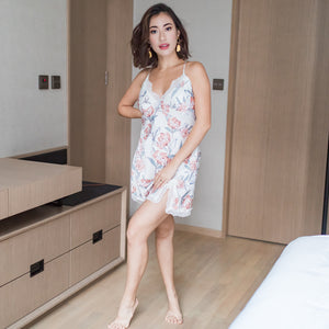 Sunkissed Glow! Slumberwear Nightgown in Pearl