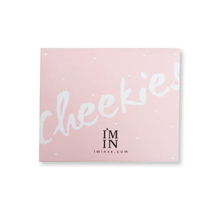 Pop Series - Cheekies Gift Box - I'M IN  -  i m i n x x . c o m - 7