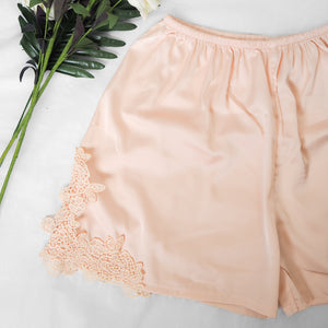 Honeymoon! Sleepwear Set in Peach