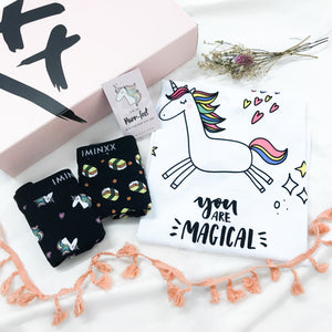 Do The Sushi Dance! Unicorn Gift Set
