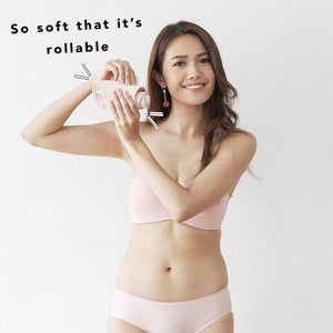 4th Gen X 100% Non-Slip Wireless Strapless Bra in Nude