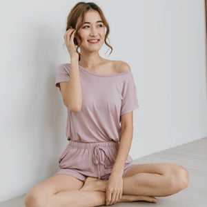 Everyday Modal® Fabric Loungewear set in Lilac